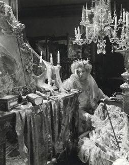 NPG x14113,Martita Hunt as Miss Havisham in 'Great Expectations',by Cecil Beaton